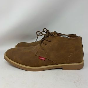 Levis Sonoma Wax NB 518815-DKTN Mens Brown Lace